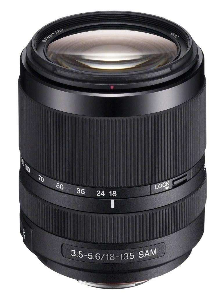 Sony SAL 18-135mm 1:3,5-5,6 DT SAM (SAL18135) A-Mount