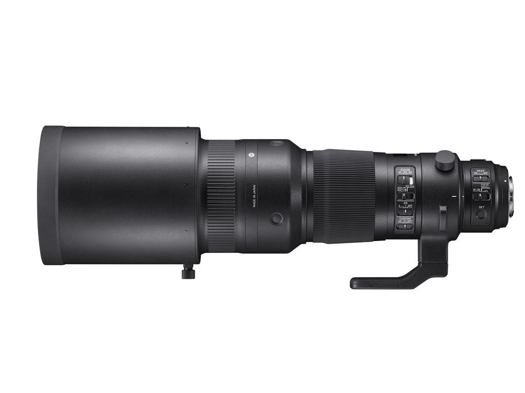 Sigma 500mm 1:4,0 DG OS HSM Sports für Nikon