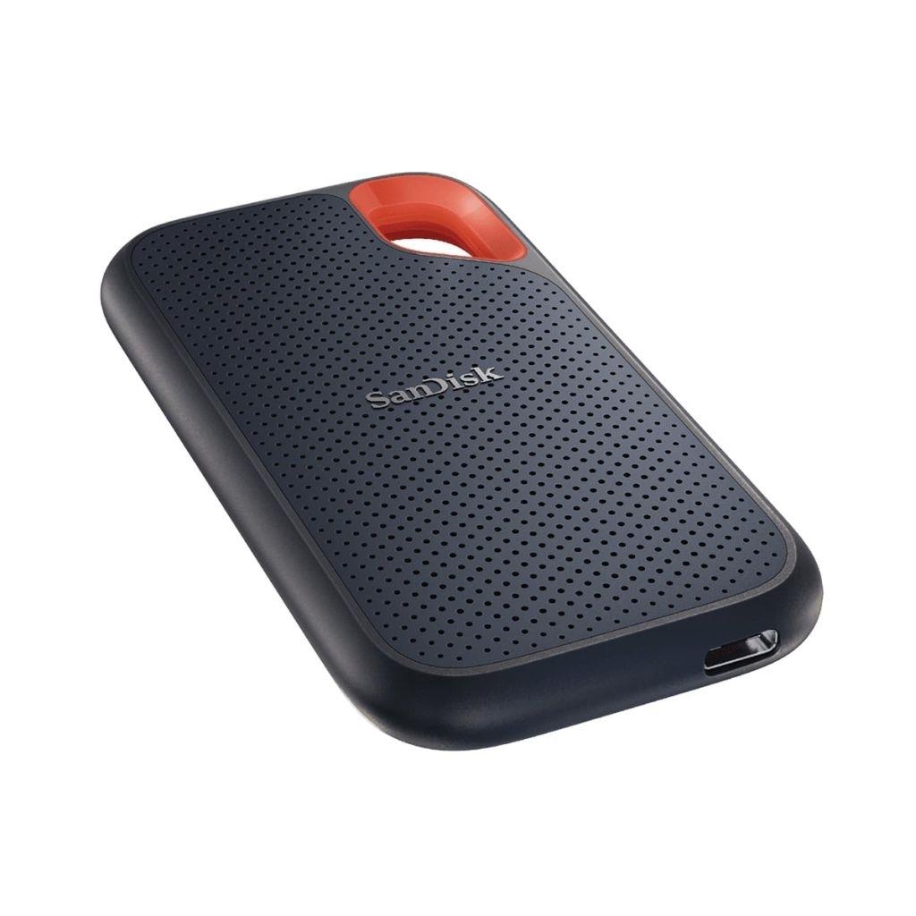 SanDisk 2 TB Extreme Portable SSD Speicher V2