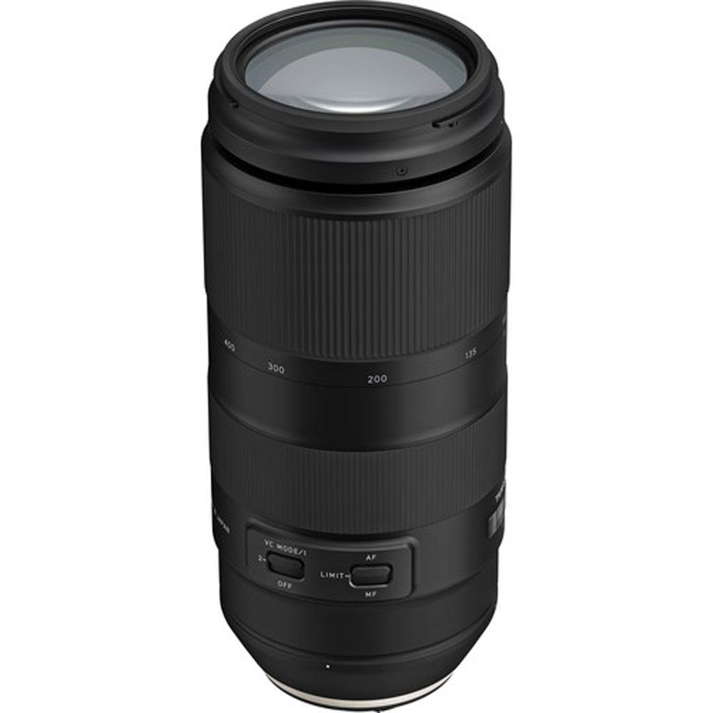 Tamron 100-400mm 1:4,5-6,3 Di VC USD für Nikon F