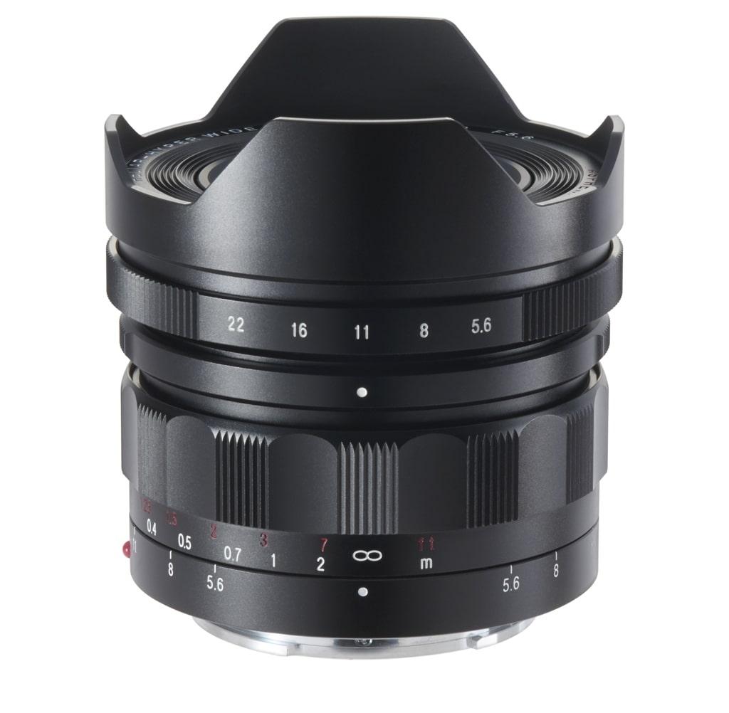Voigtländer Sony E Mount 10mm 5,6 asphärisch schwarz
