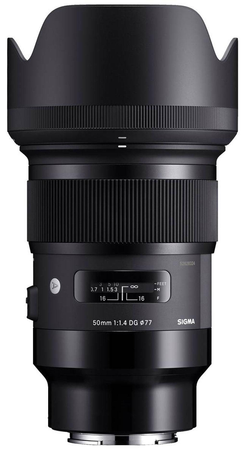 Sigma 50mm 1:1,4 DG HSM Art für Sony E-Mount