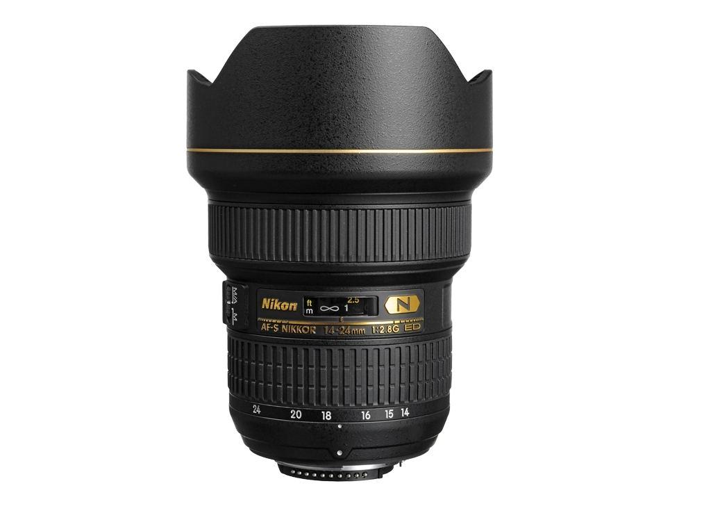Nikon AF-S 14-24 mm 1:2,8 G ED + Nikon 5-Jahre-Garantie-Aktion