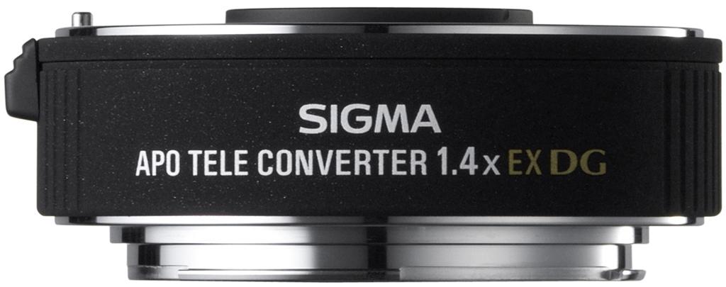 Sigma 1,4x EX DG APO Telekonverter für Nikon