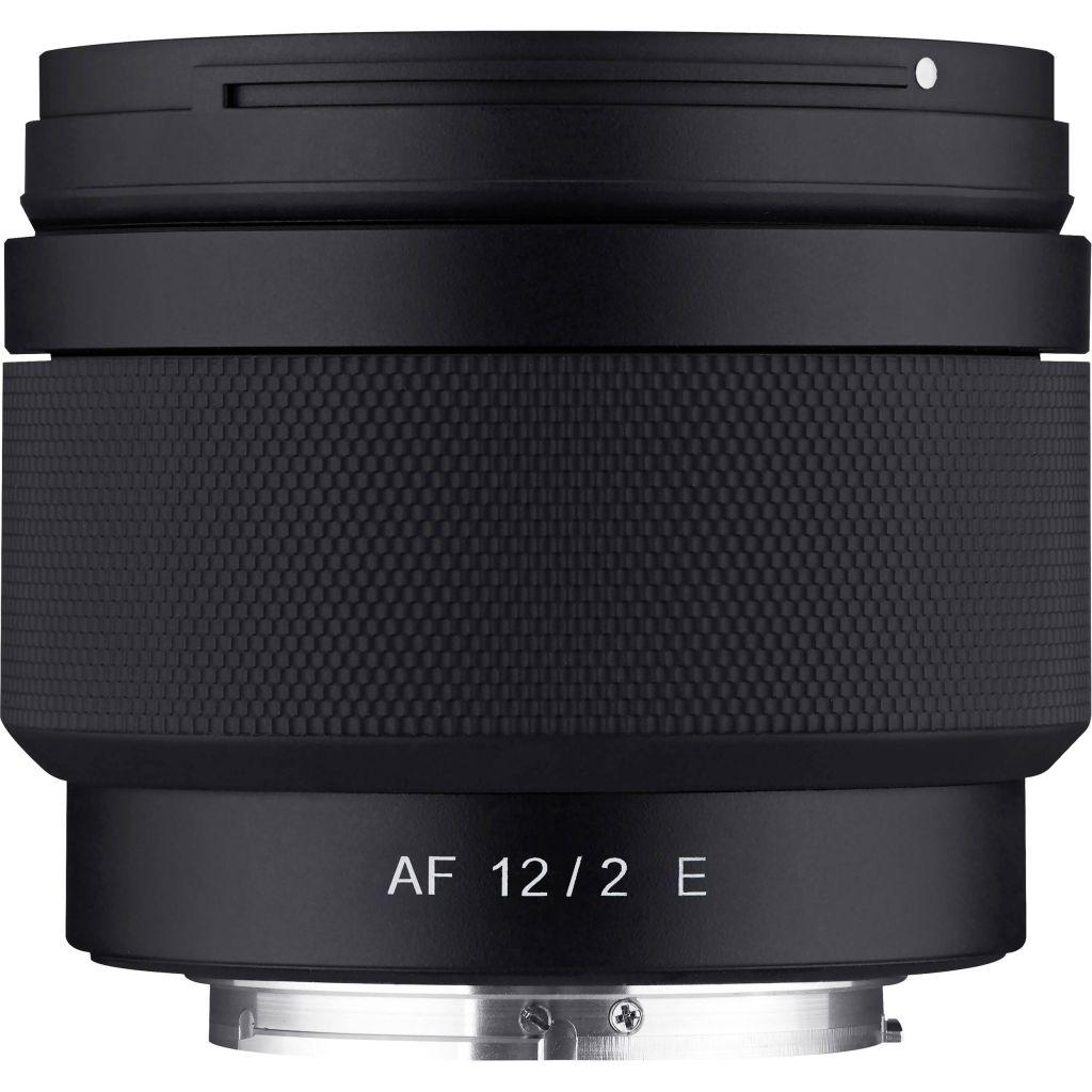 Samyang AF 12mm 1:2,0 für Sony E schwarz