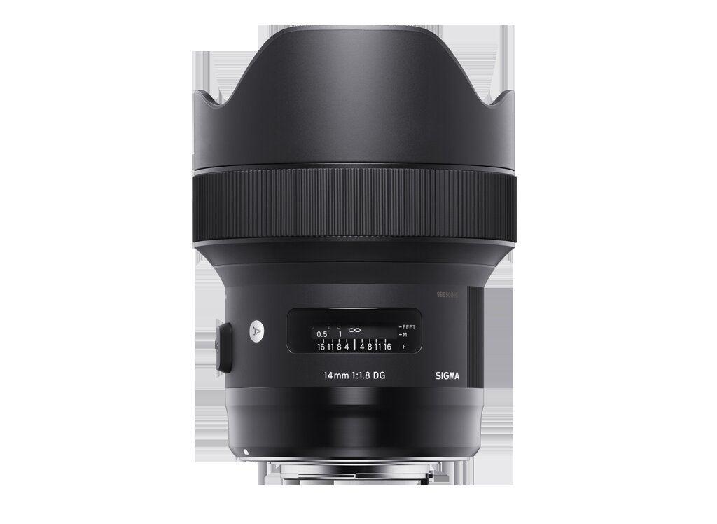 Sigma 14mm 1:1,8 DG HSM Art für Sony E-Mount