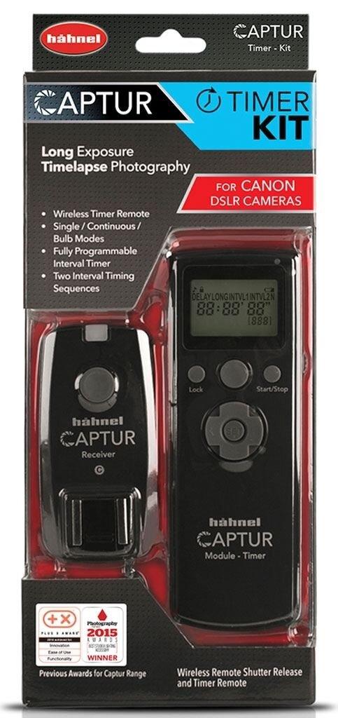 Hähnel Captur Timer Kit für Canon