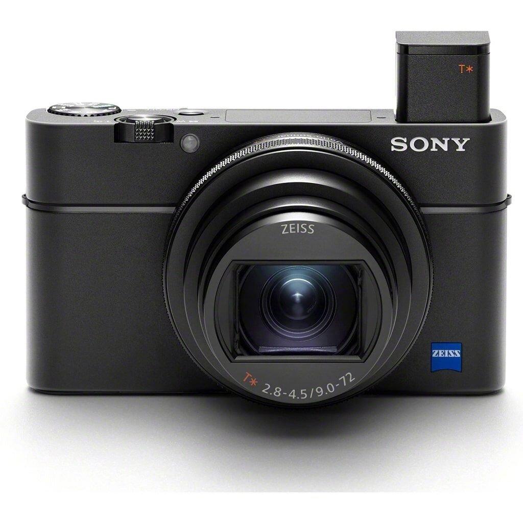 Sony DSC-RX100 VII Special Edition inkl. Ersatzakku + 64GB Speicherkarte und Tasche LCJ-RXK