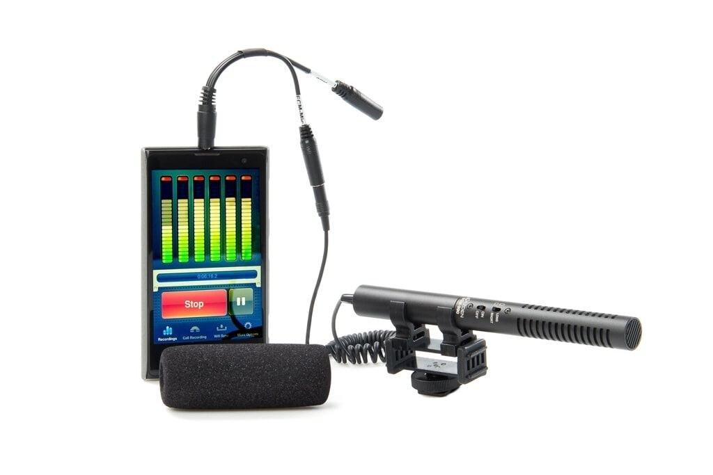 Azden Mikrofon SGM-990 +i