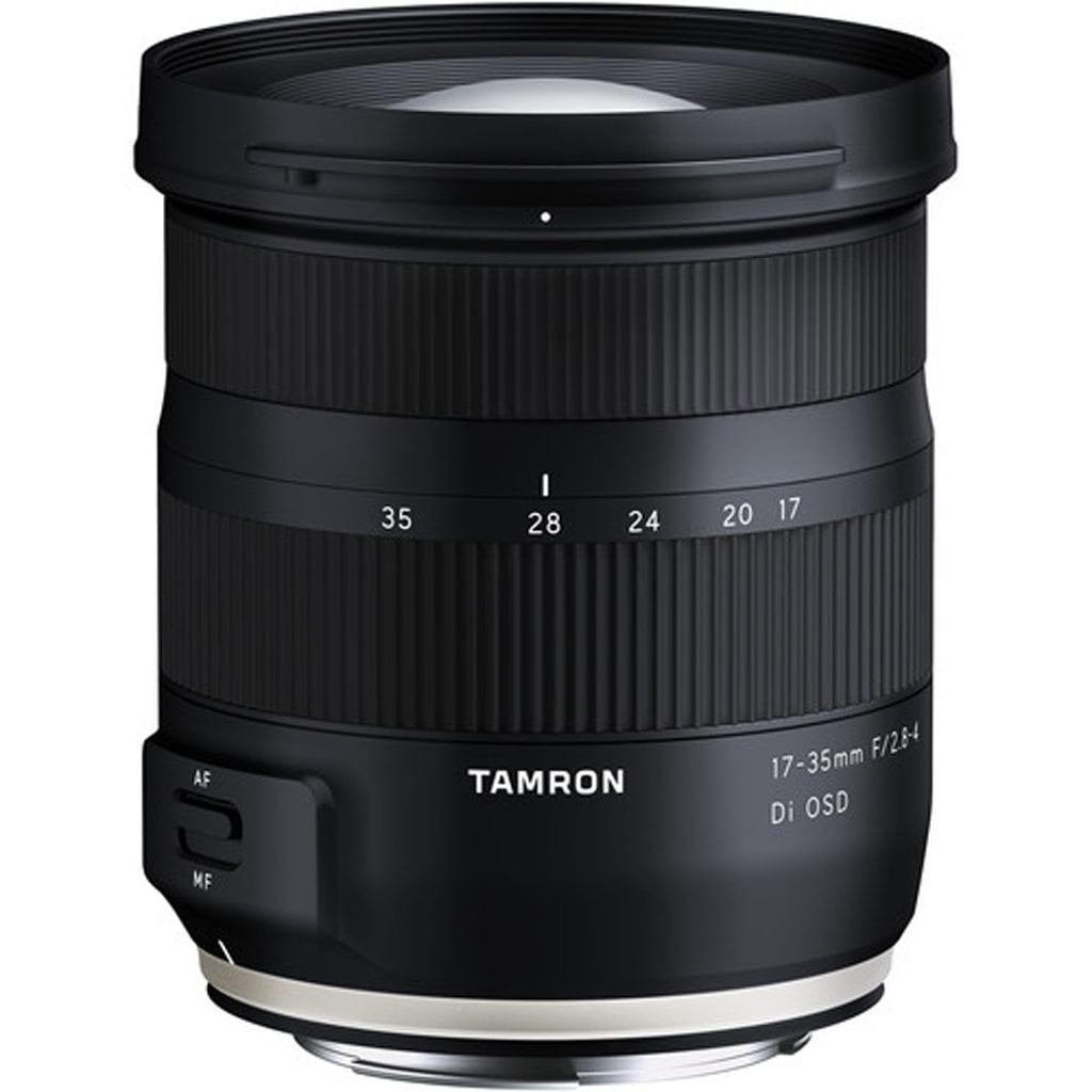 Tamron 17-35mm 1:2,8-4,0 Di OSD für Canon EF