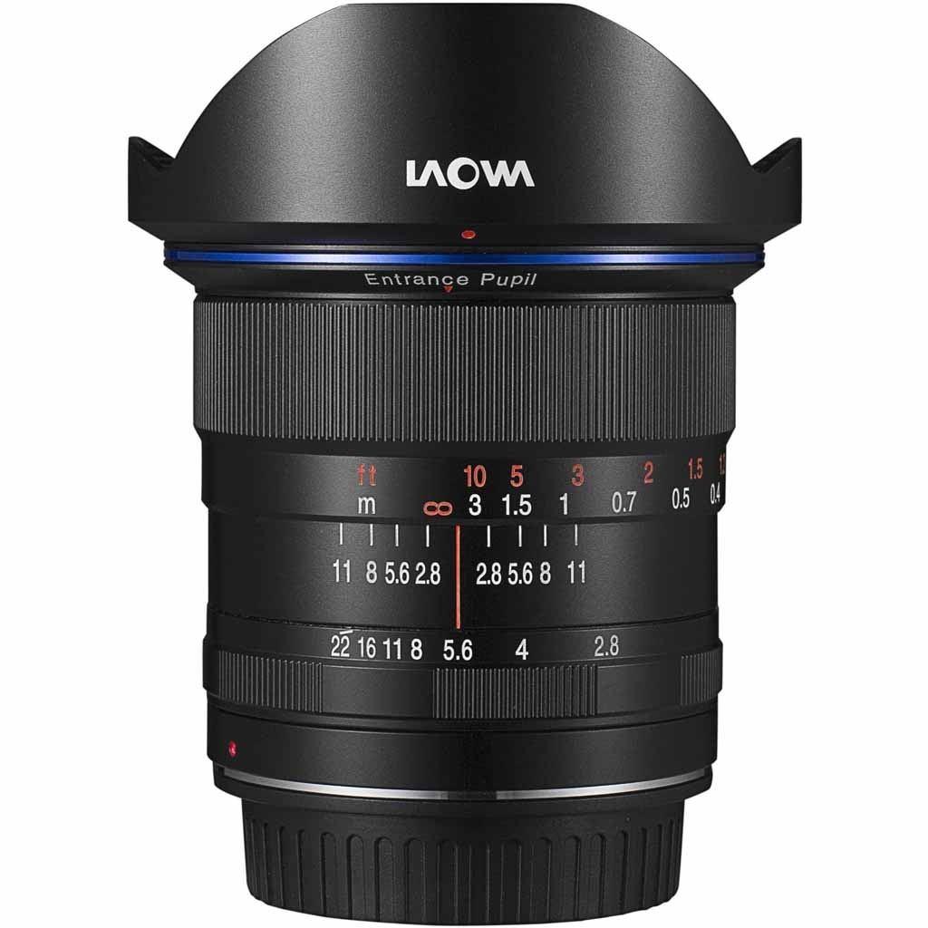 LAOWA 12mm 1:2,8 Zero-D für Canon EF