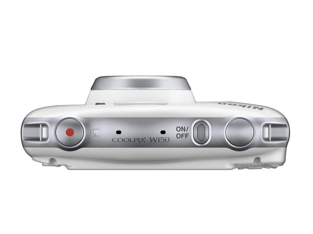Nikon Coolpix W150 weiß