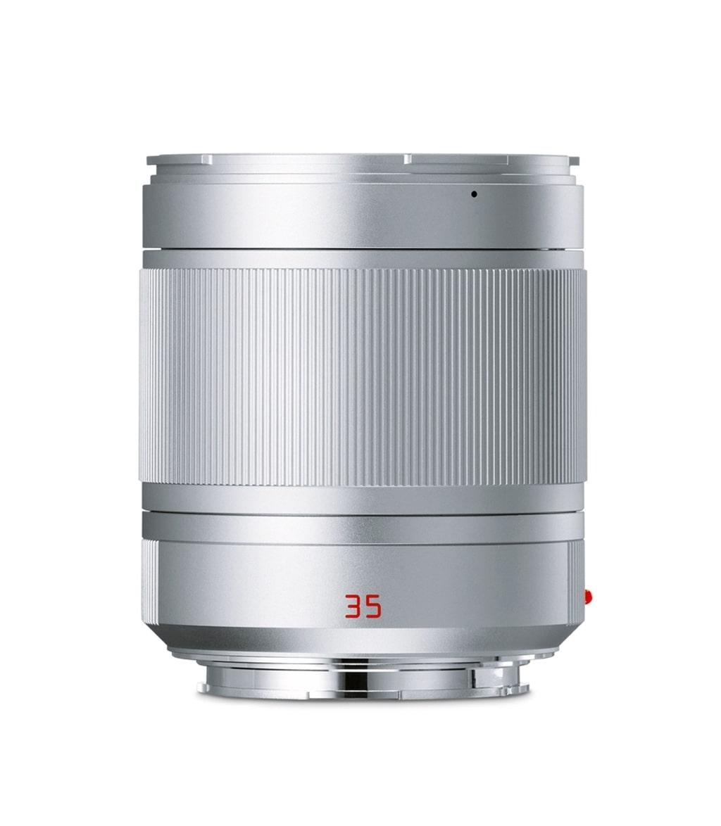 LEICA SUMMILUX-TL 1:1.4 35mm ASPH., silbern eloxiert 11085
