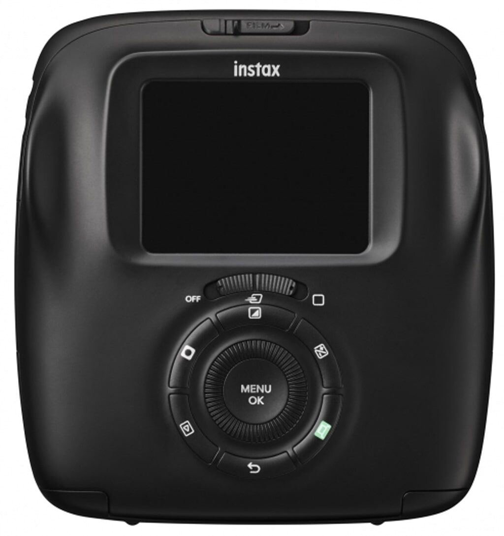 Fujifilm Instax Sofortbildkamera SQUARE SQ20 schwarz
