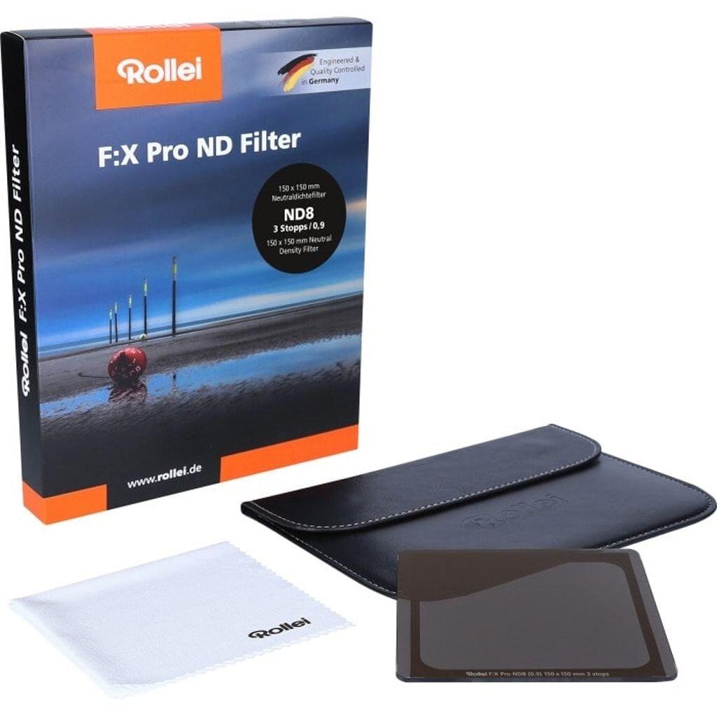 Rollei F:X Pro ND8 Graufilter 150mm Rechteckfilter