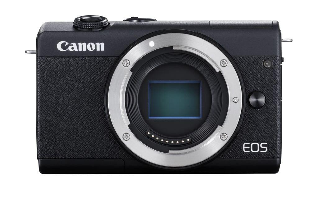Canon EOS M200 schwarz Gehäuse