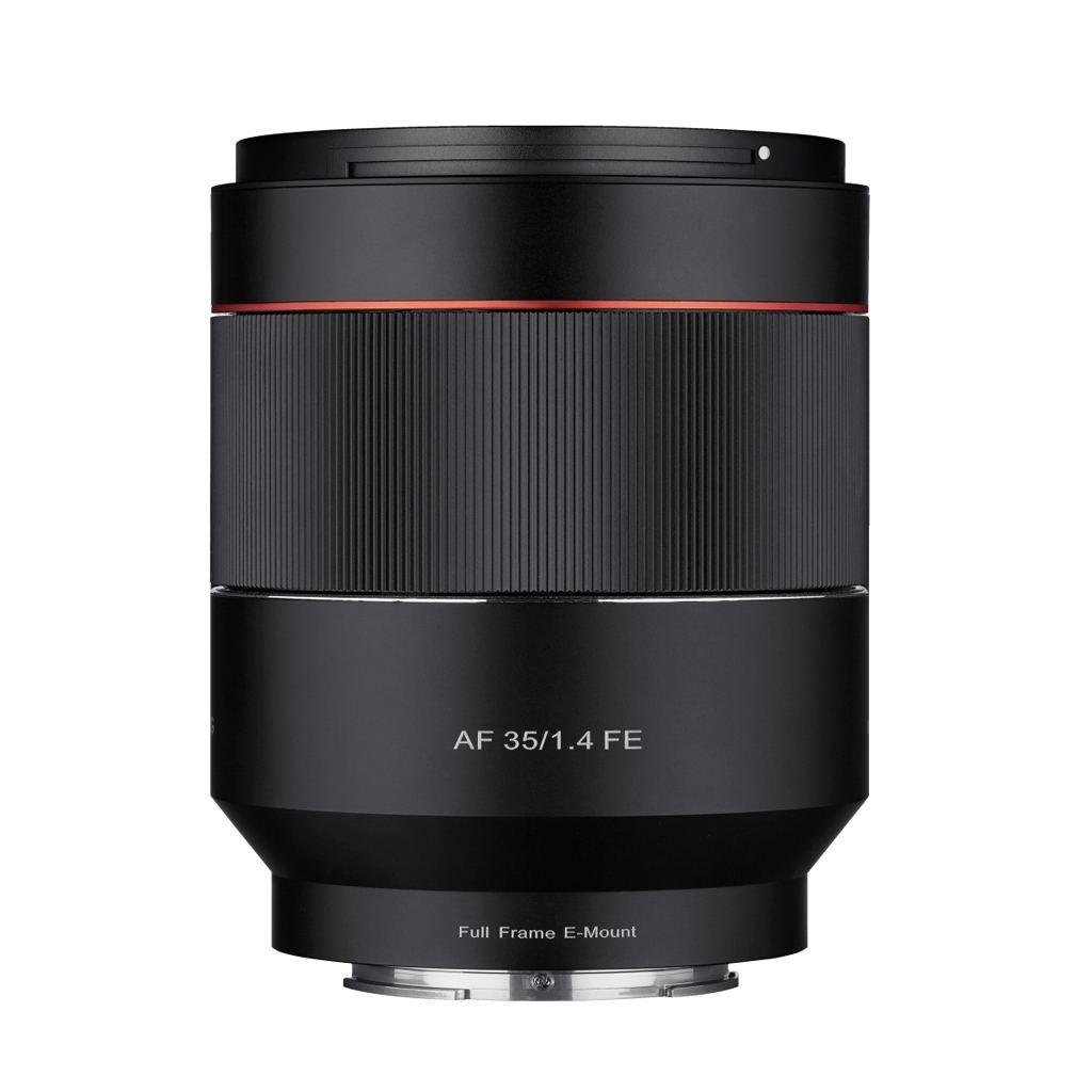 Samyang AF 35mm 1:1,4 FE für Sony E
