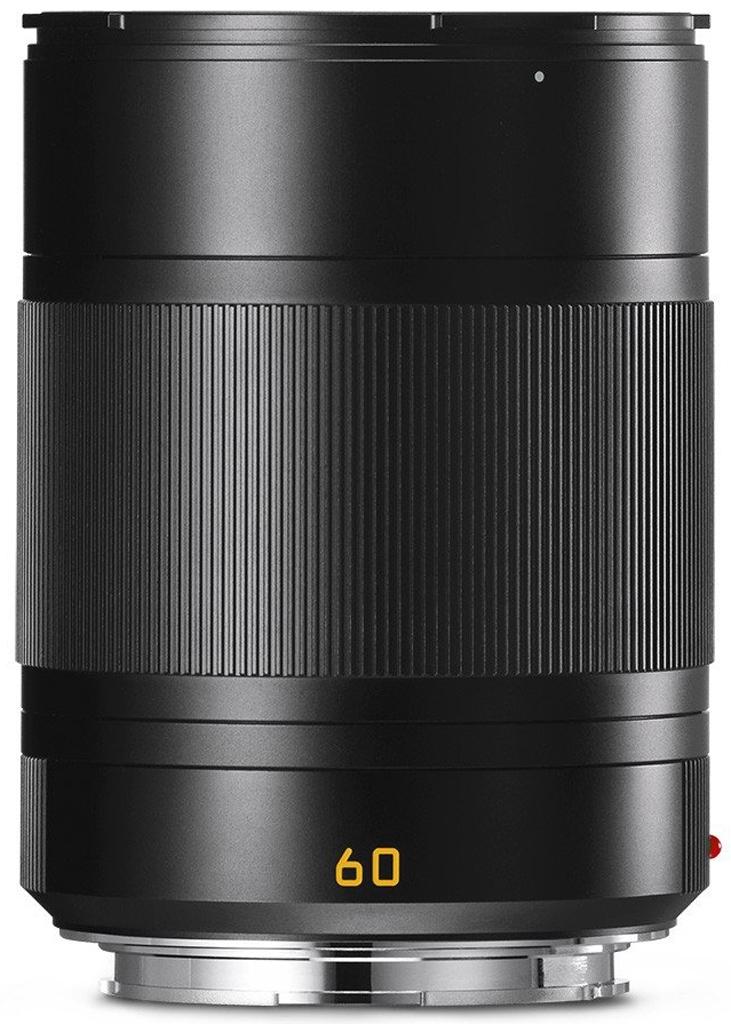 LEICA APO-MACRO-ELMARIT-TL 2.8/60mm ASPH.schw.elox. 11086