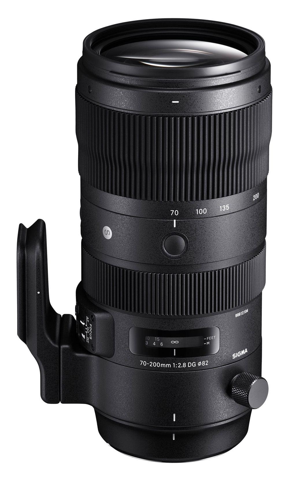 Sigma 70-200mm 1:2.8 DG OS HSM Sports für Nikon