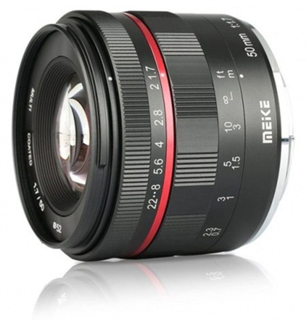 Meike 50mm 1:1,7 für Canon RF