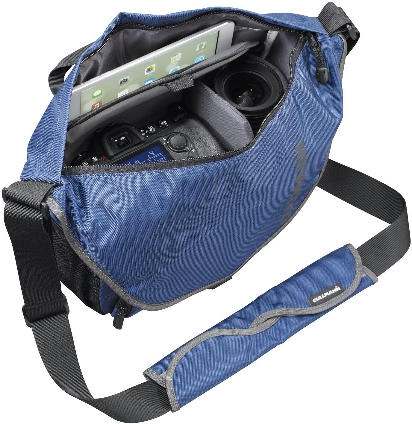Cullmann Tasche Madrid sports 125+ dunkelblau/grau