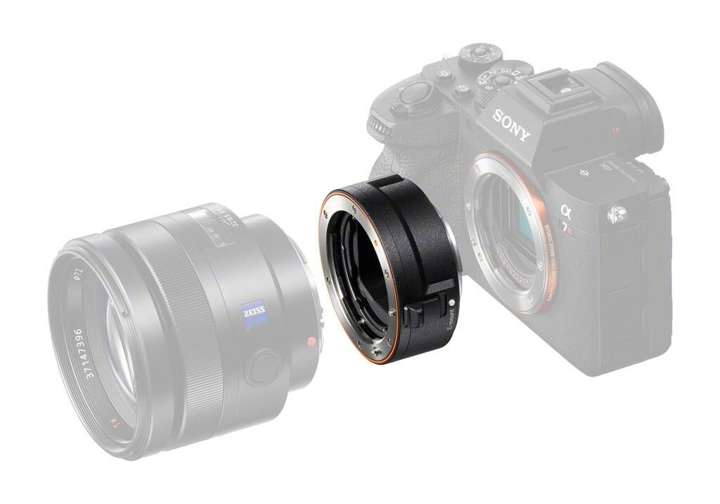 Sony LA-EA5 A-Mount Objektivadapter für E-Mount Kameras