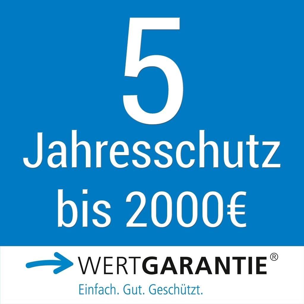 Wertgarantie 5 Jahresschutz bis 2000,- Euro