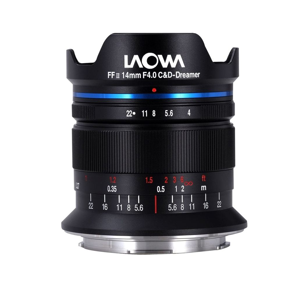 LAOWA 14mm 1:4 FF RL Zero-D für Leica/Panasonic L-Mount