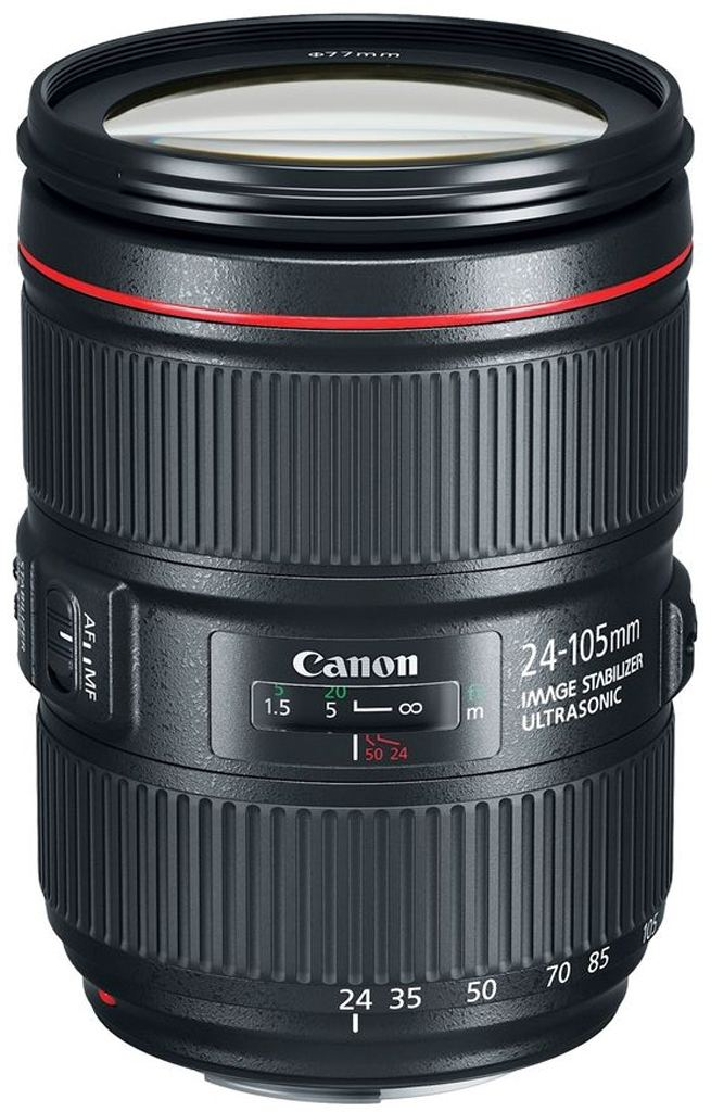 Canon EF 24-105mm 1:4 L IS II USM