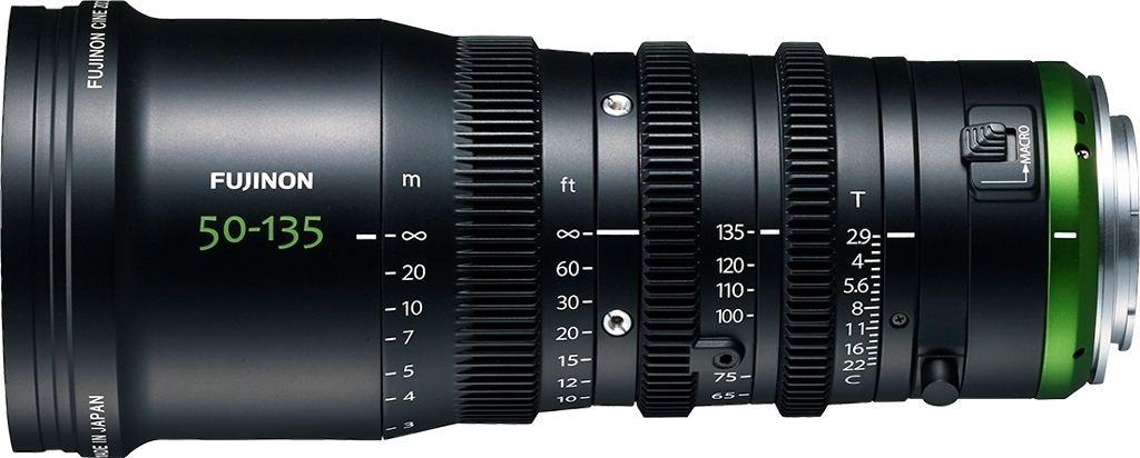 Fujifilm FUJINON MK 50-135mm T2,9