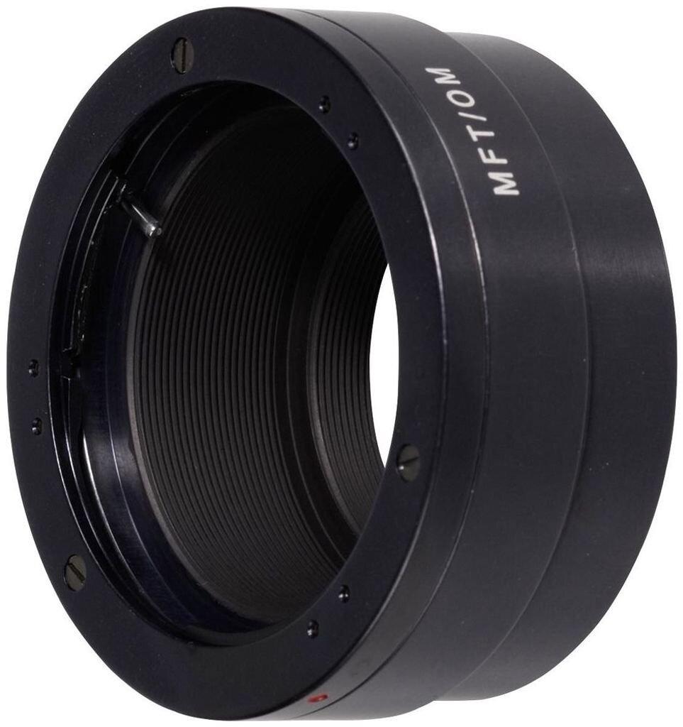 Novoflex Adapter von Panasonic/Olympus MFT auf Olympus OM-Objektiv