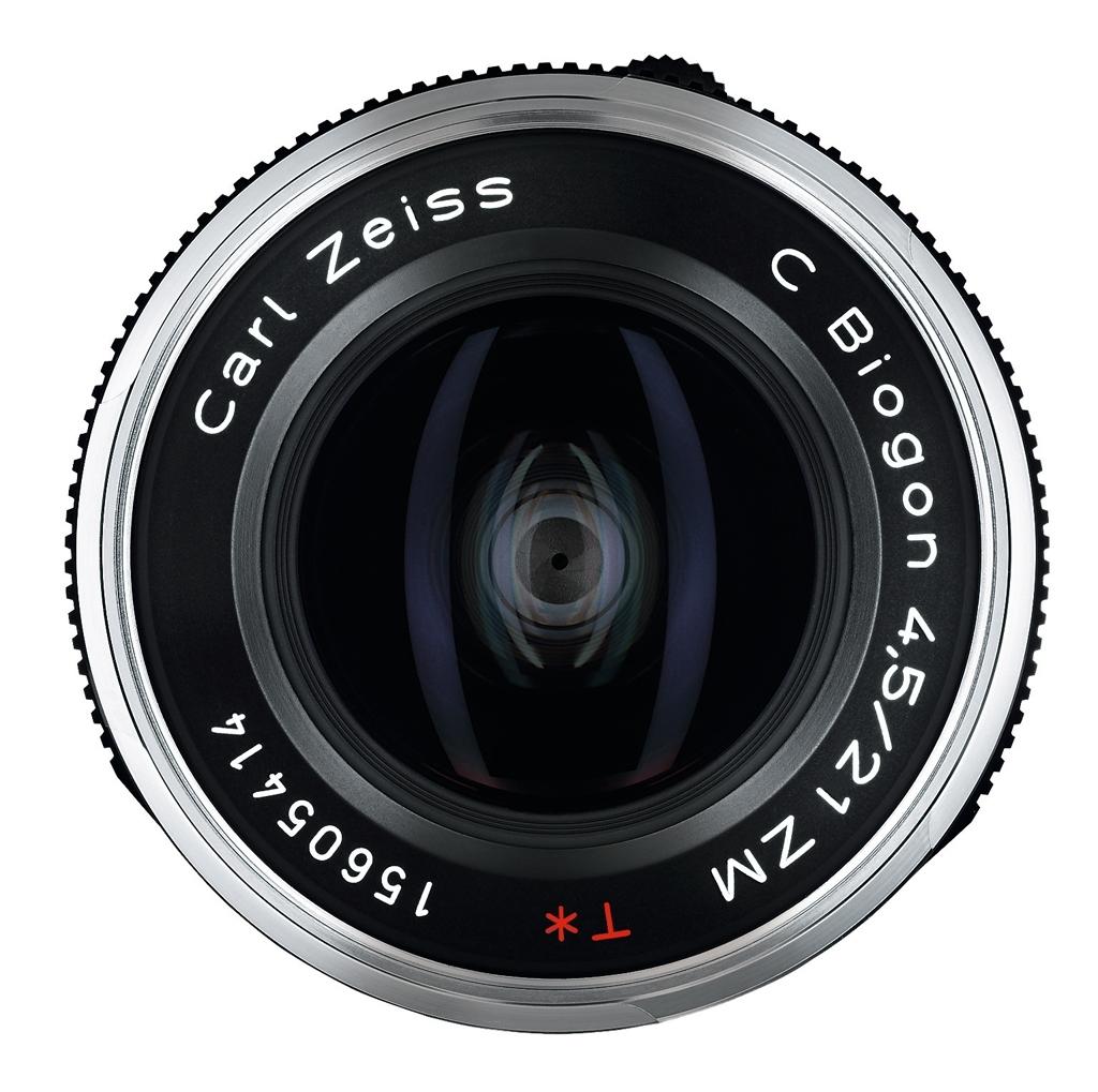 ZEISS C Biogon T* 21mm 1:4,5 ZM f. Leica M silber