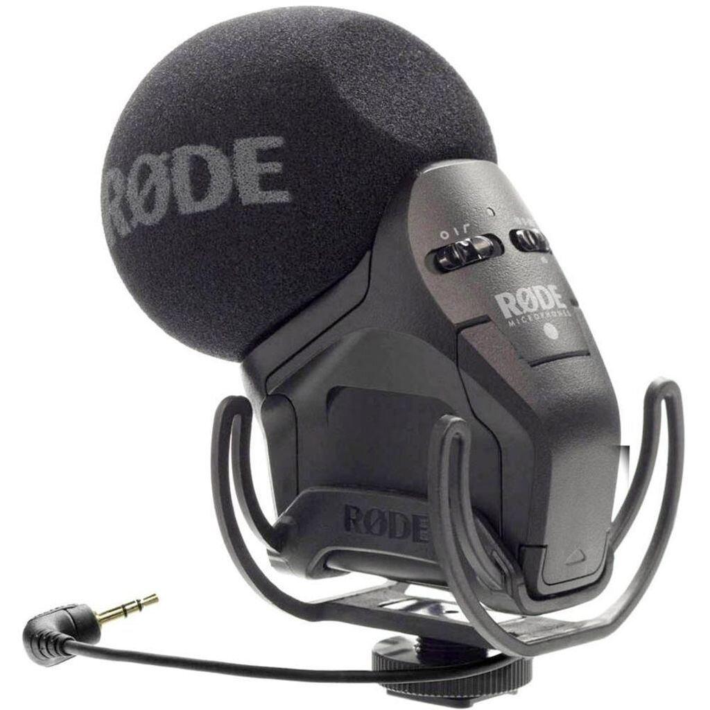 Rode Stereo VideoMicPro Rycote