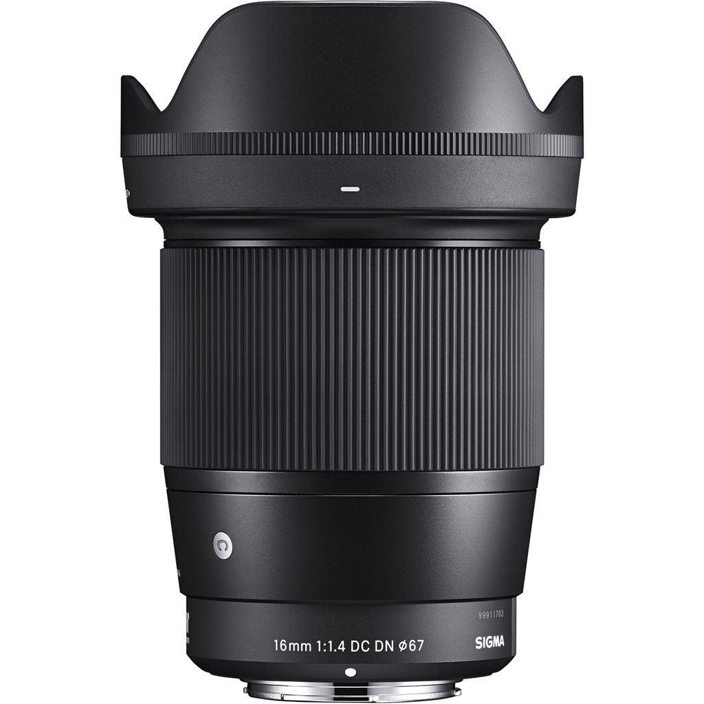 Sigma 16mm F1.4 DC DN Contemporary für Canon EF-M