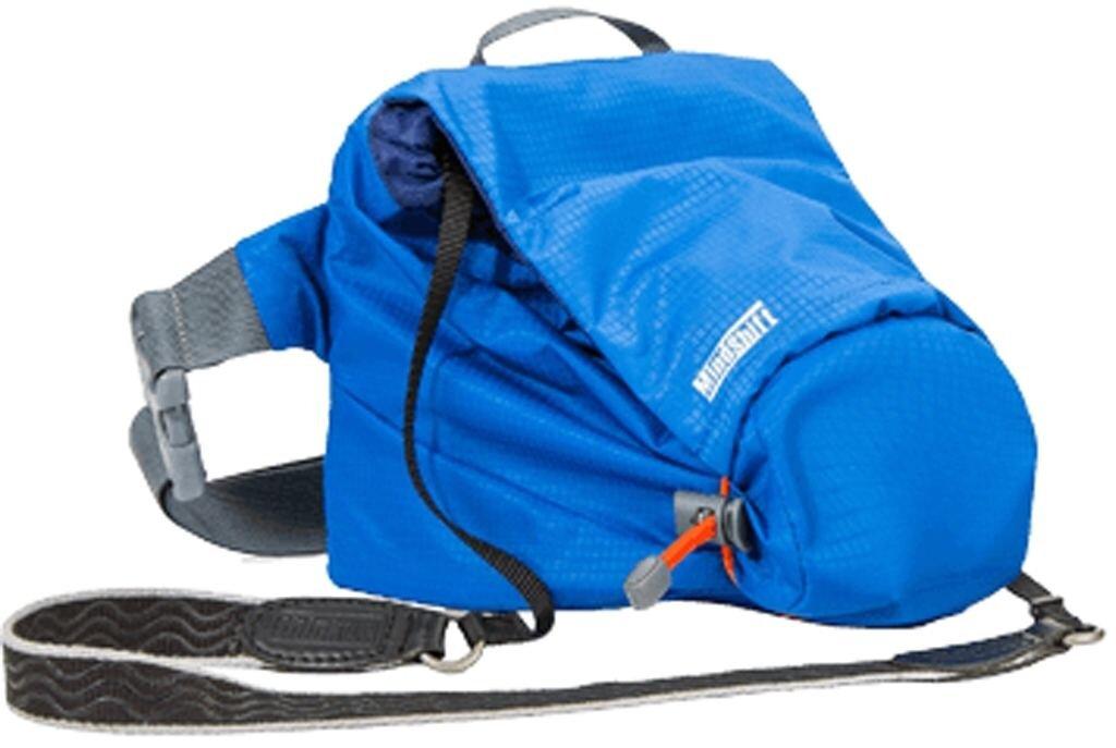 MindShift Gear UltraLight Camera Cover 20 tahoe blue