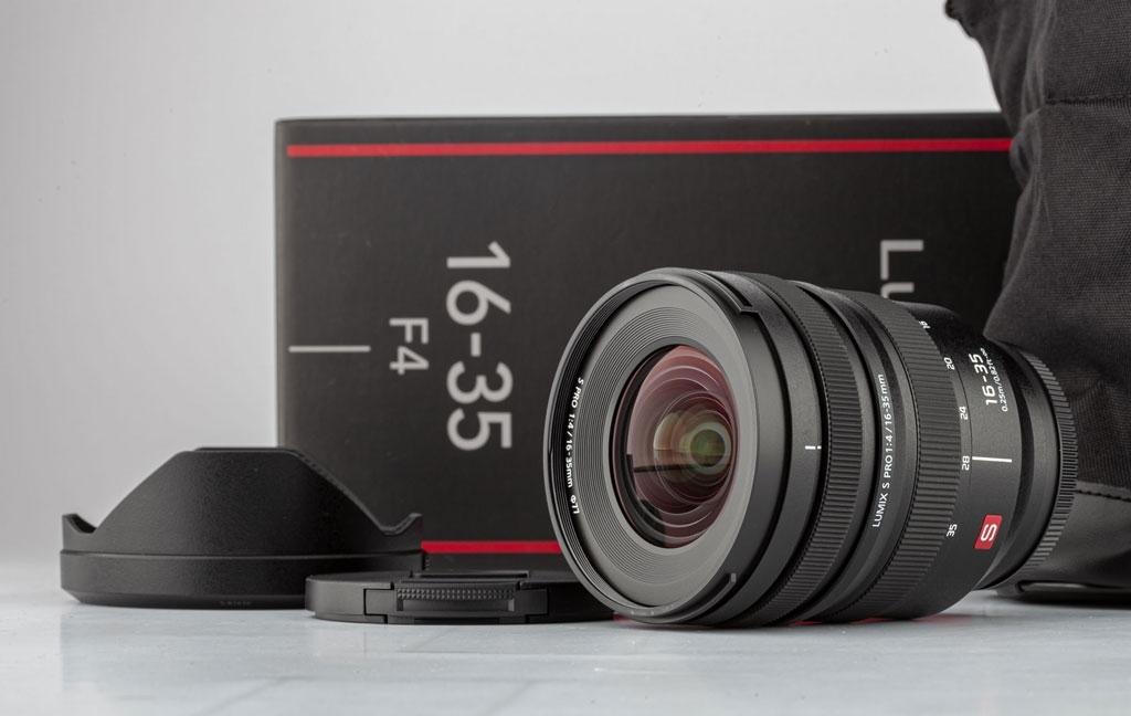 Panasonic LUMIX S PRO 4/16-35mm - Ausstellungsstück