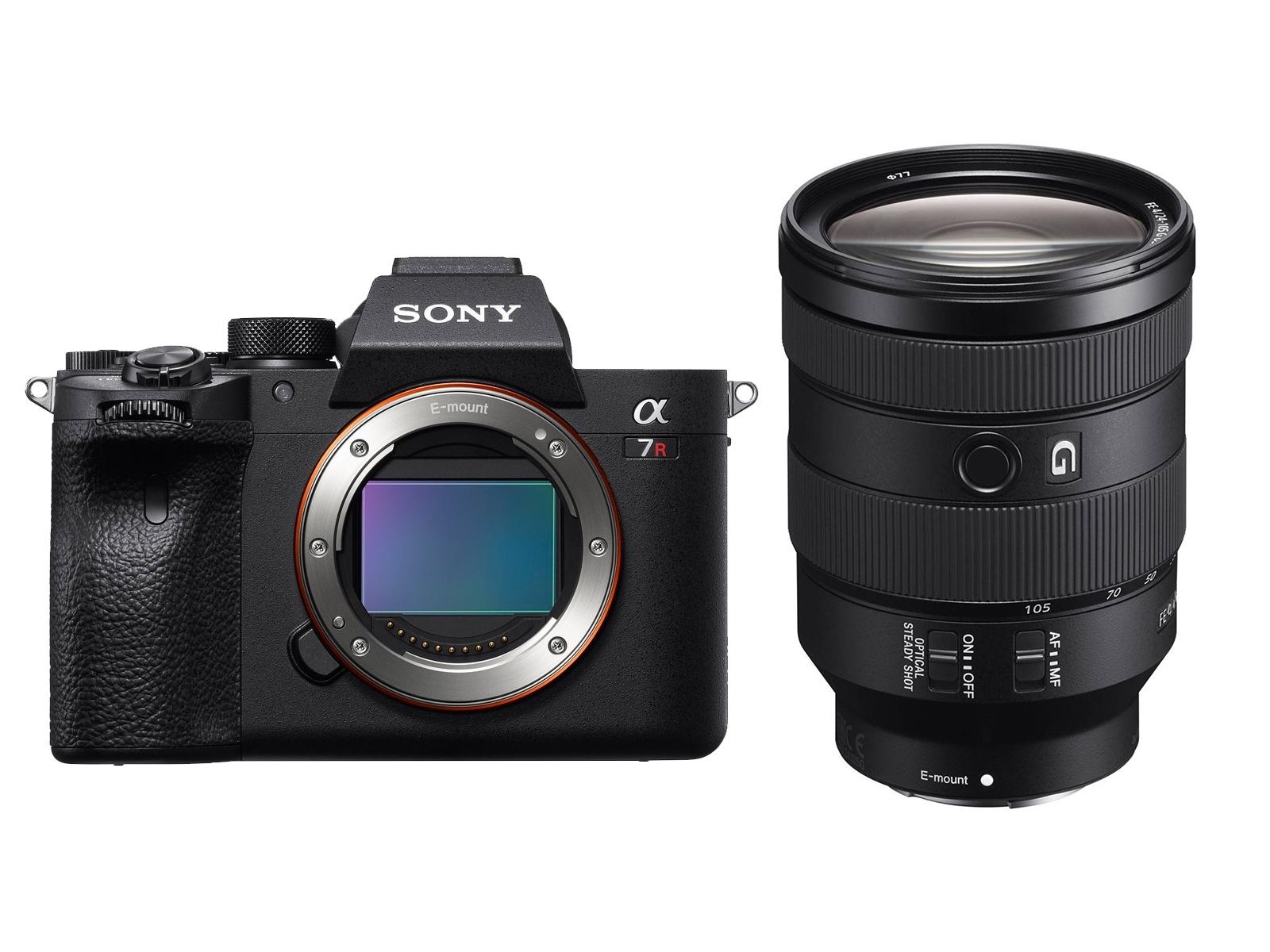 Sony Alpha 7R IV A (ILCE7RM4AB) + SEL FE 24-105mm 1:4 G OSS (SEL24105G)