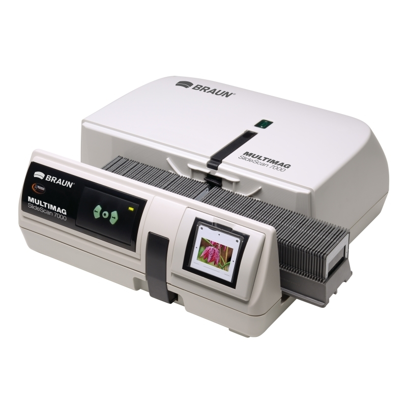 Braun Multimag SlideScan 7000