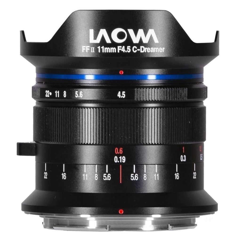 LAOWA 11mm 1:4,5 FF RL für Leica M