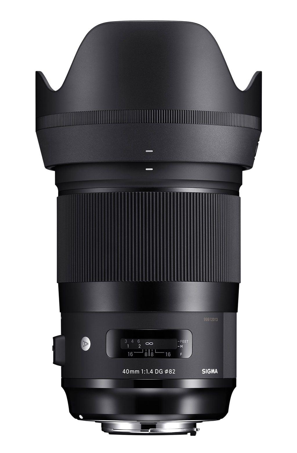 Sigma 40mm 1:1.4 DG HSM Art für Sony E-Mount