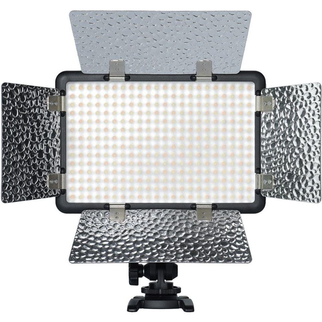GODOX LED500LR-C Videoleuchte mit Abschirmklappe