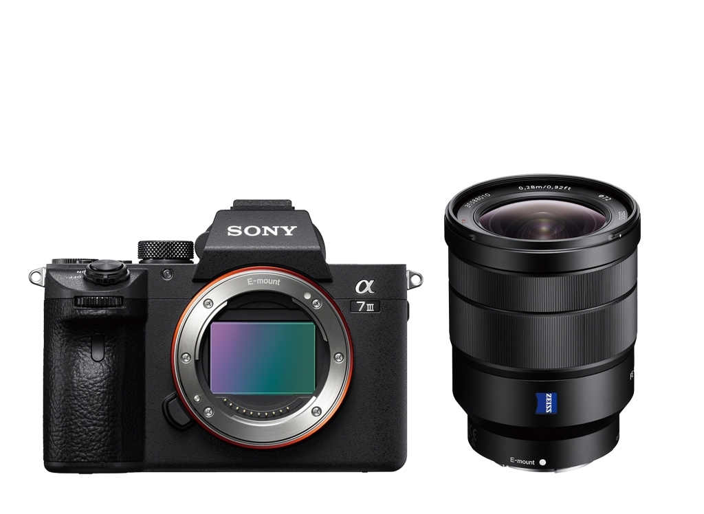 Sony Alpha 7 III (ILCE7M3B) + SEL FE 16-35mm 1:4 Vario Tessar T* ZA OSS (SEL1635Z)