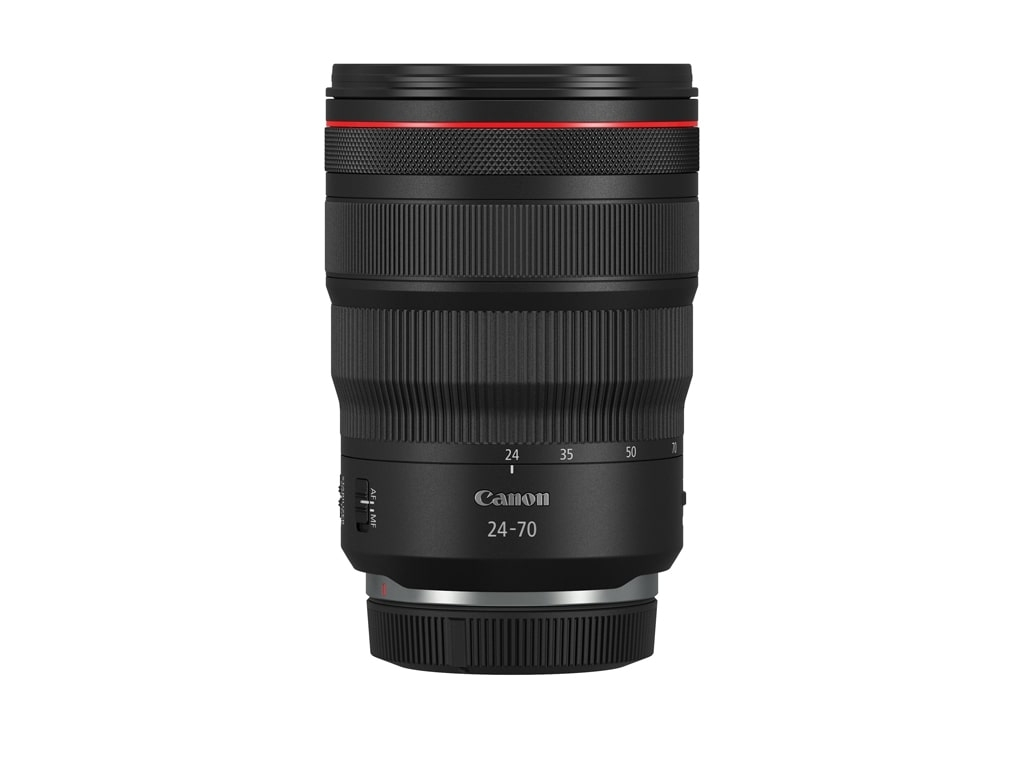 Canon EOS R + RF 24-70mm 1:2,8 L IS USM Canon EOS plus X Sparvorteil 250€