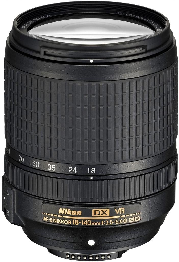 Nikon AF-S DX 18-140 mm 1:3,5-5,6 G ED VR