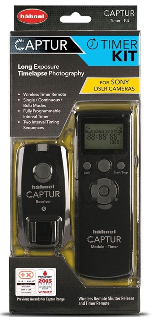 Hähnel Captur Timer Kit für Sony