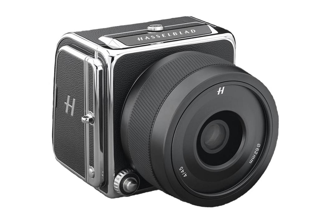 Hasselblad 907X 50C chrom inkl. XCD 45mm 1:4,0 P