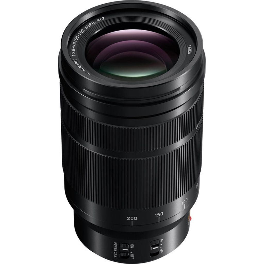 Panasonic 50-200mm 1:2,8-4,0 Leica DG Vario Elmarit O.I.S