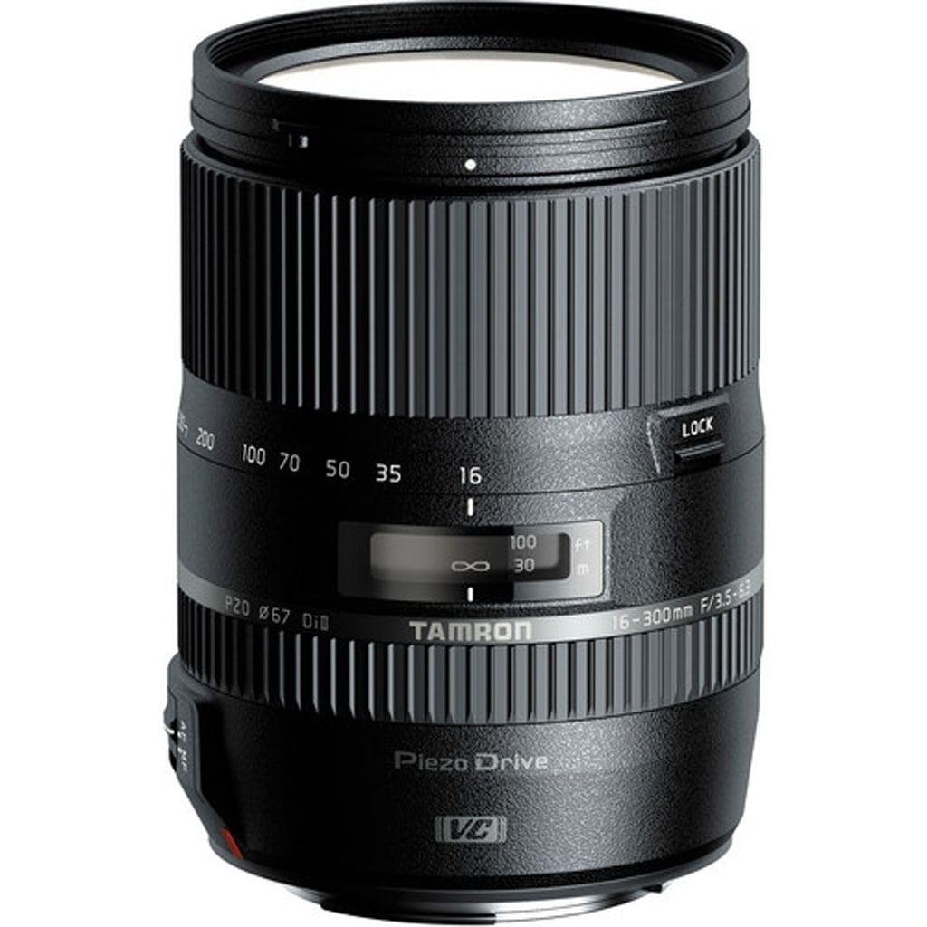 Tamron 16-300mm 1:3,5-6,3 Di II VC PZD Macro für Nikon F