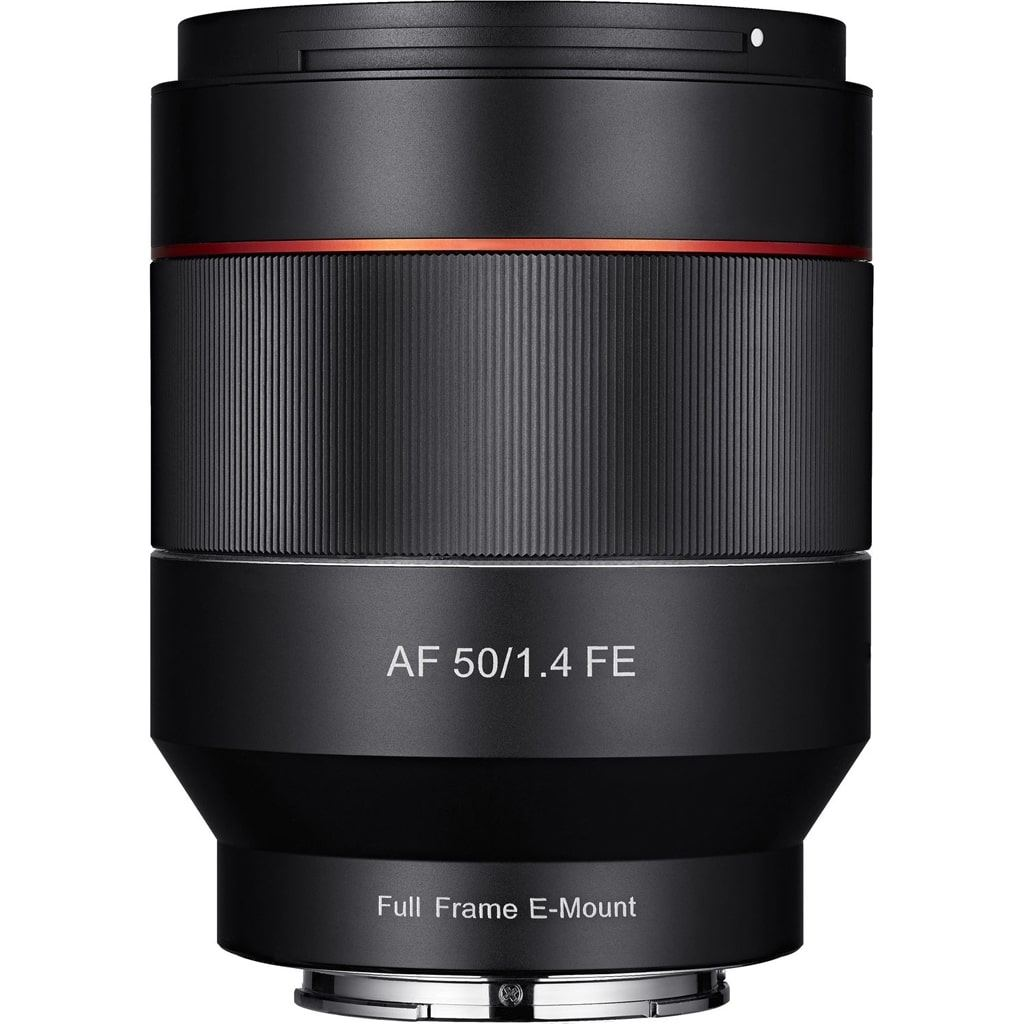 Samyang AF 50mm 1:1,4 FE für Sony E