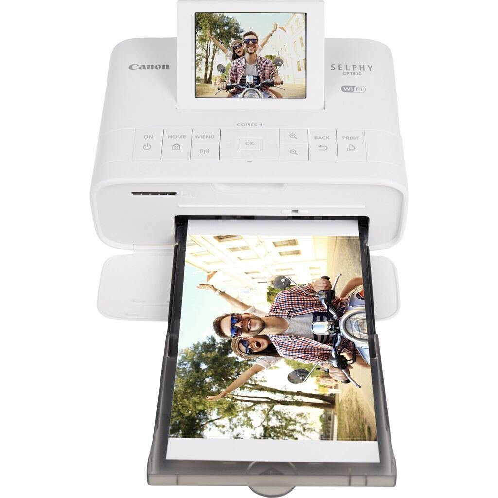 Canon Fotodrucker Selphy CP 1300 weiß